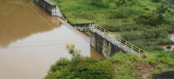 Outorga barragem